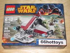 LEGO 75035 Star Wars Kashyyyk Troopers NEW