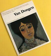 Van Dongen Maestros De La Pintura Mundial Los Museos de la Urss Spanish