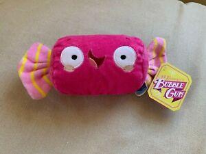 NWT Bark Box Dog Toy Sweet Shoppe - JT Humpalegs Bubble Gum Med/Large NEW