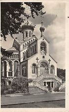 BT2530 rusky kostelik marianske lazne marienbad    czech republic