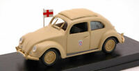 Model Car 1:43 diecast rio VW 1200 Prague 1945 vehicles road