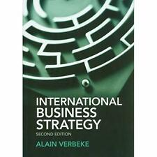 International Business Strategy, 2e by Alain Verbeke Paperback 9781107683099 VG