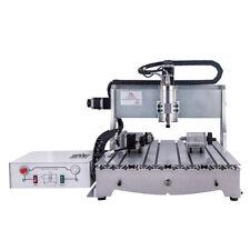 Cnc 6040 Z S 800w Wood Router Mini Milling Machine 4axis Engraver