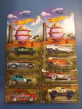 2014 Hot Wheels Happy Easter Complete Set of 8 Cars
