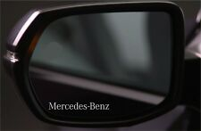 4x Wing Mirror Stickers Fits Mercedes Benz GL AMG Graphics Premium Quality PD47