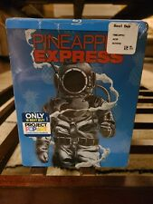 PINEAPPLE EXPRESS BLU-RAY STEEL BOOK LIMITED EDITION RARE OOP Seth Rogan