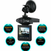 HD 2.5'' 1080P Car DVR Video Recorder Camera Dash Cam Night Vision up to 32G