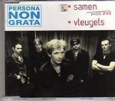 (AM221) Persona Non Grata, Samen Vleugels - 1999 CD