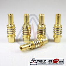 15AK MB15 MIG welding  torch contact tip holder-diffuser for binzel abicor 5pcs