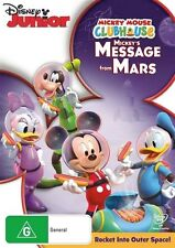 Mickey Mouse Clubhouse Foreign Language G Rated DVD & Blu-ray Discs