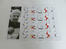 United States Scott 3198 - 3202, the Alexander Calder sheet mint