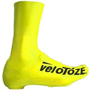 Velotoze Shoe Covers yellow