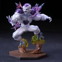 Anime Dragon Ball Z White Frieza PVC Action Figure Figurine Toy Gift 15CM