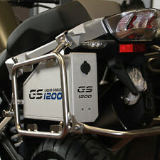 "Additional aluminium box BMW R1200GS LC Adventure (from 2014 >)  ""ACC020LC-S-B"""
