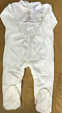 Mothercare Peter Rabbit ( Beatrix Potter ) Girls Baby Grow 9-12 Months 🐰