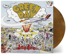 """Green Day - Dookie Exclusive Limited Edition """"Dookie"""" Brown Colored Vinyl LP"""