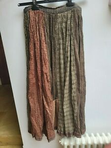 Vintage Indian long skirt by Phool size 16