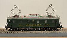 METROPOLITAN SA METROP HO 666, JB924 Brass BLS Be 5/7 electric loco Nr.162