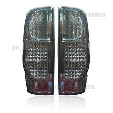Eagle Eye Smoke Black Tail Rear Led Light Lamp Isuzu Dmax D-max 2007 08 09 10 11