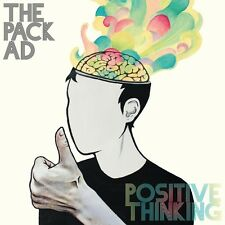 The Pack A.D. - positive thinking CD NUOVO