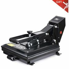 TUSY Heat Press Machine 15x15 inch Digital Industrial Sublimation Printer Press