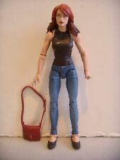 "Marvel Legends Series~Tru Exclusive 2 Pack~Mary Jane Watson 6"" Figure~Loose~Vhtf"