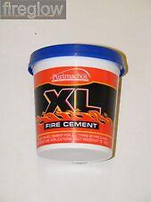 Fire Cement Putty Sealer Flue Pipe Filler 1kg