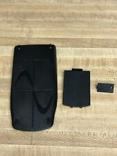 OEM Texas Instruments TI-83 Plus Slide Cover and Battery Back Replacement Parts