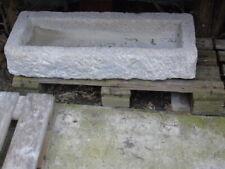 ancienne auge en pierre , bac rectangulaire , grand choix  a découvrir !!!