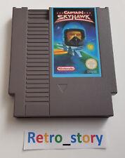 Nintendo NES - Captain Skyhawk - PAL - FRA