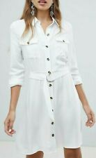 Utility belted Shirt dress by New Look size 18 (fits 16 too)