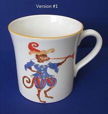 Mint Moulin Des Loups Faiences Saint Amand France Monkey Coffee Soup Mug Cup #1