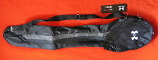 UNDER ARMOUR Women's lacrosse Cradle Stick Bag Black NEW