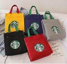 HOT 2020 Starbucks Handbag Lady Lunch Box Bag Small Shopping Bag Limited Edition