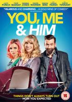 You, Me & Him DVD (2019) David Tennant, Aitkens (DIR) cert 15 ***NEW***