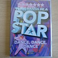 NEW SEALED - KARAOKE POP STAR - DANCE DANCE DANCE - Music DVD - Screen Lyrics