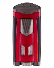 XiKAR 573RD HP3 Inline Flame Cigar Lighter Gift Box Warranty Daytona Red