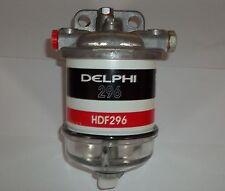 Cav Filtro De Combustible Diesel / Vidrio Trampa De Agua Marina Barco Garage tanque de combustible, etc..