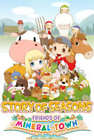 STORY OF SEASONS: Friends of Miner GLOBAL Worldwide Steam Directly Activation PC