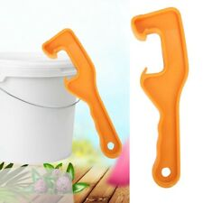 1pc ABS Plastic Gallon Bucket Pail Paint Can Lid Opener Opening Tool Home Useful