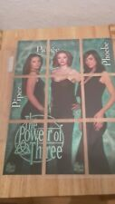 "charmed ""the power of three""  komplettes 9er puzzle Set P1-9"