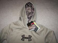 Under Armour Storm 1 Water Resistant Girl's Hoodie NWT Small $55 Retail