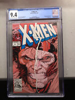 X-Men #7(Apr 1992, Marvel) CGC 9.4 Omega Red!! 🔥🔥