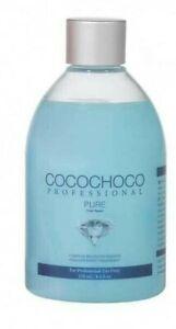 Cocochoco Pure Traitement Kératine Brésilien Souffle Sec Cheveux Lissage 250 ML