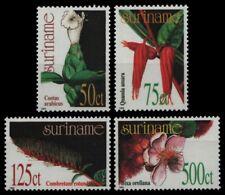 Surinam 1993 - Mi-Nr. 1431-1434 ** - MNH - Pflanzen / Plants