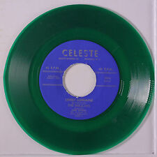 MELLOWS: Sweet Lorraine / I'm Yours 45 Hear! (repro, green wax) Vocal Groups