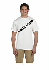 50 Screen Printed T-Shirts One Color Ink