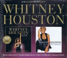 DOPPEL-CD NEU/OVP - Whitney Houston - 2 CD Ultimate Edition
