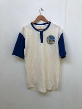 Golden State Warriors Fanatics Men's NBA Club Classic Shirt - Large - White- New