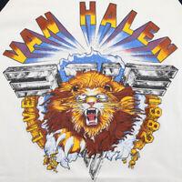 1982 Van Halen Hide Your Sheep Tour White Men S-234XL Christmas T-shirt E1294
